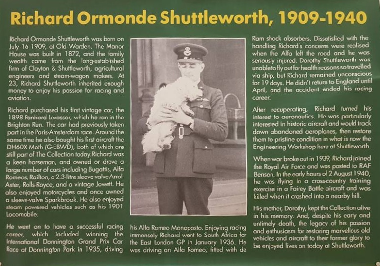 Richard Ormonde Shuttleworth